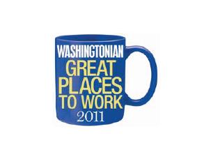 Washingtonian Magazine - Great Places to Work 2011