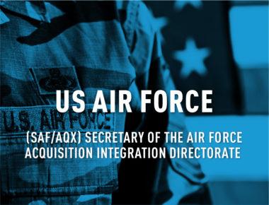 SAF/AQX Data Analytics Support