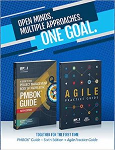 Agile Practice Guide and PMBOK Bundle