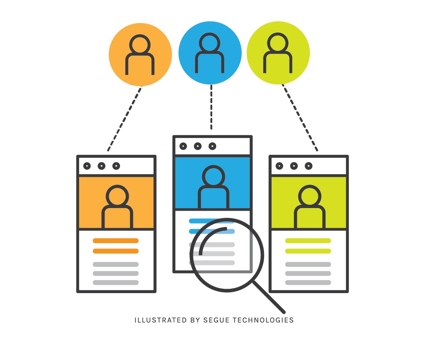 content prioritization in responsive design