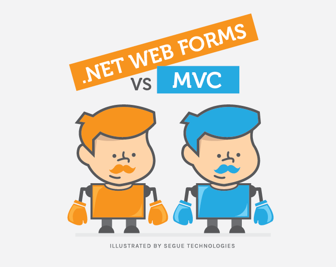 segue-net-web-forms-vs-mvc