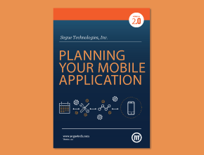"Download Segue's New Mobile eBook ""Planning Your Mobile Application"""