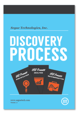 Segue's Discovery Process eBook cover