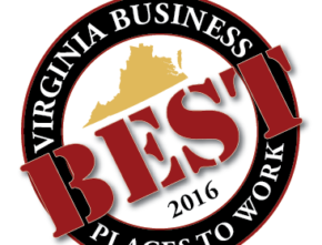 Segue Named One of the Best Places to Work in Virginia in 2016