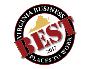 Segue Named One of the Best Places to Work in Virginia in 2017