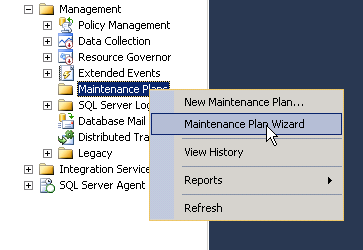 How to create and Back up a SQL Server database Part 2 image 1