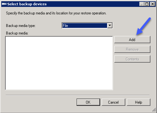 How to create and Back up a SQL Server database Part 2 Image 14