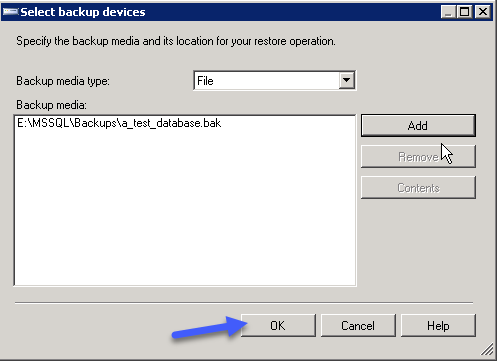 How to create and Back up a SQL Server database Part 2 Image 15