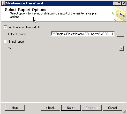 How to create and Back up a SQL Server database Part 2 image 5