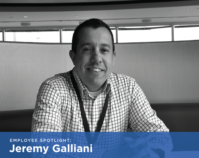 Segue Employee Spotlight: Jeremy Galliani
