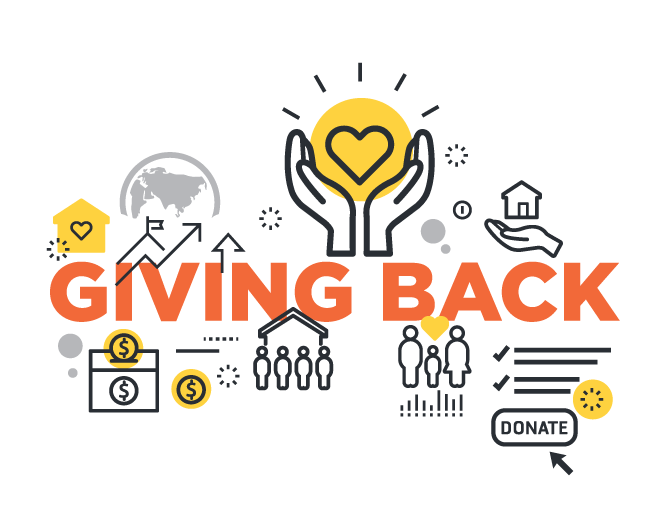 The Benefits of Working for Segue Technologies: Opportunities to Give Back