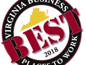 Segue Named One of the Best Places to Work in Virginia in 2018