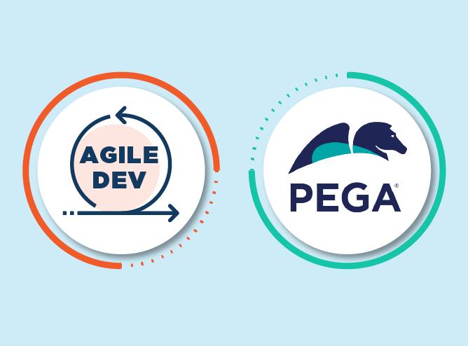 Agle Development with Pega BPM