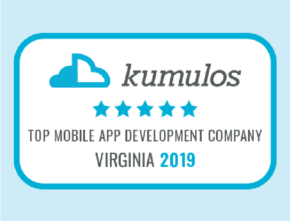 Kumulos Recognition Top App Development Virginia 2019