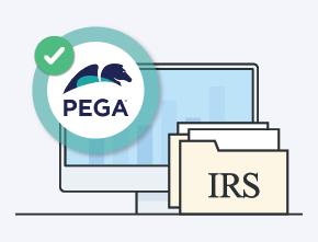 Pega IRS Case Management System